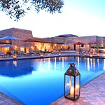 Essaouira Lodge heated pool