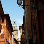 Turisti a Bologna  .... tutto ok !!!!!!