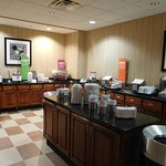 Снимок Hampton Inn & Suites Exmore - Eastern Shore