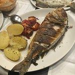 Esquisita la dorada de Can Titos!!! Me encanta el pescado fresco y aquí lo puedes degustar y de