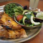 Chicken with Peri Peri i sauce