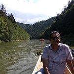 Rafting on dunajec.