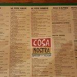 Cosa Nostra Trattoria Pizzeria Foto