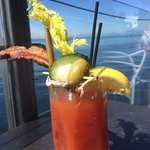 Bloody Marry with a view !