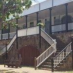 Officer's quarters at Nelson's Dockyard