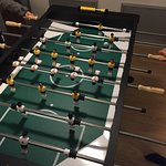 A fun foosball table in every room!