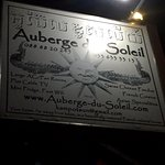 Photo de Auberge du Soleil