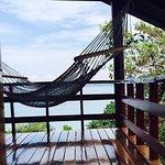parte de la vista desde el balcón