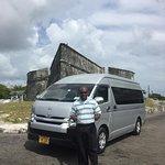 Bahama Cruise Taxi Cab