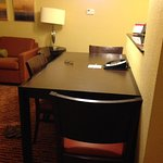 Dining table in 2BR suite