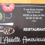 Foto de L'Assiette Amoureuse