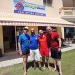 At Omega Divers