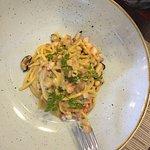 Spaghetti freschi alla Carbonara di Mare