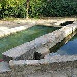 Ausflugsziel San Casciano und warme Quellen...gratis..
