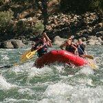 momenti di rafting