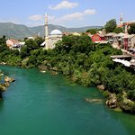 Neretva River Foto