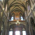El coro y el organo
