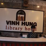Vinh Hung Library Hotel Foto