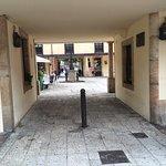 Plaza del Fontan Foto