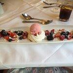 Foto di Restaurant at Dunsley Hall