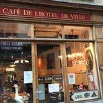 Photo de Café de l'Hôtel de Ville