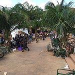 Ouagadougou central market area