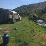 Cloud Farm Camping Foto