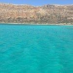 Photo de Cretan Daily Cruises - Gramvousa Balos