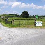 Entrance to Rathgillen Farm