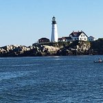 Portland Head Light from the Odyssey