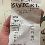 Zwickl - Gastlichkeit am Viktualienmarkt Foto