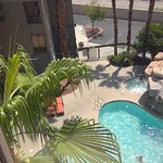 Hampton Inn Tropicana Foto