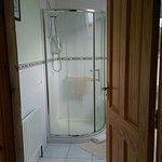 Massive room with massive ensuite bathroom! Very happy!