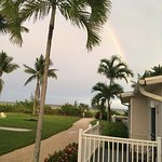 Somewhere over the rainbow in Sanibel