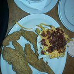 So yummy!! Been craving some good country style food. This hit the spot.