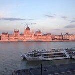 Photo de Novotel Budapest Danube