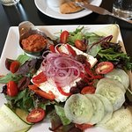 Lovely Greek salad!