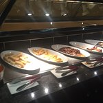 One small section of the buffet