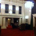 classic decor of main lobby