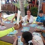 Está es la actividad de la lotería mexicana la Carta te vale 15 pesos el ganador se lleva la lan