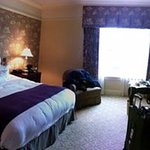My room at The Ritz-Carlton, New Orleans. Perfect for Mardi Gras!