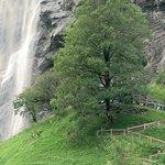 Staubach Falls near Chalet Rosa