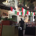 Wonderful service! Nice atmosphere! The food was great Mexican food delivered with a nice presen