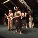 Foto de Pueblo maorí Tamaki
