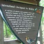 """International Checkpoint for Wildlife"""
