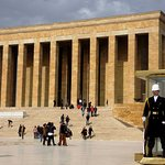 Photo de Le mausolée Anitkabir