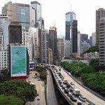 Cosmopolitan Hotel Hong Kong Foto