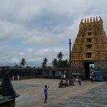 Main gopuram - entrance