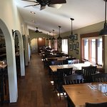 Glacier Highland has a new face from this year. The restaurant is a stylish place where you can