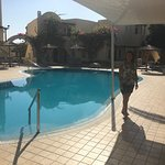 Very nice and clean hotel with great service very close to beach 2 min walking and very close to